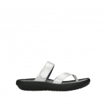 wolky slippers 00880 tahiti 85130 silver leather
