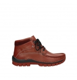 wolky lace up boots 04728 cross winter 30540 winter red leather