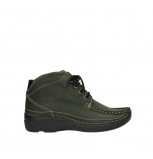 wolky lace up boots 06242 roll shoot 11732 forestgreen oiled nubuck