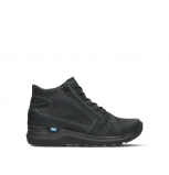 wolky bottines a lacets 06606 11000 nubuck noir