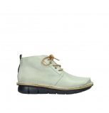 wolky lace up boots 08386 iberia 30120 offwhite leather
