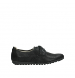 wolky lace up shoes 00126 luzern 71000 black suede