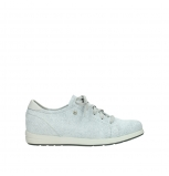 wolky lace up shoes 02420 kinetic 49122 offwhite grey