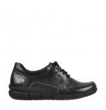 wolky chaussures a lacets 05310 amalfi 30000 cuir noir