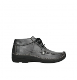 wolky chaussures a lacets 06287 seamy range 30210 cuir anthracite