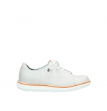 wolky lace up shoes 08475 coal 30120 off white leather