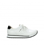 wolky walking shoes 05804 e walk 23110 white black stretch leather