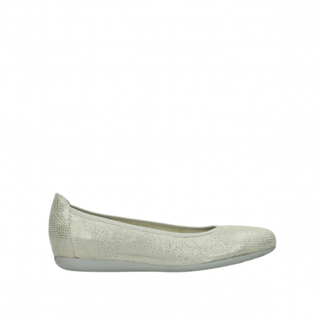 wolky ballet pumps 00110 tampa 20120 off white leather