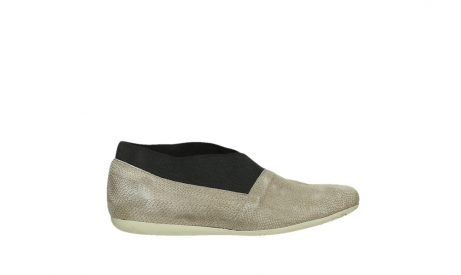 wolky slippers 00111 miami 20150 taupe leder_1