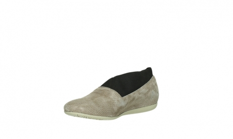 wolky slippers 00111 miami 20150 taupe leder_10