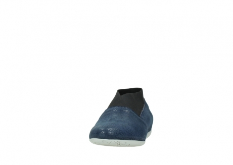 wolky slipons 00111 miami 20800 blue leather_20