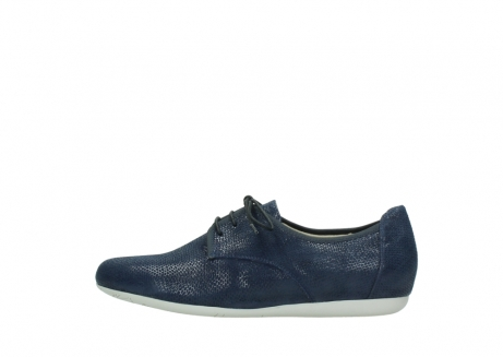 wolky lace up shoes 00112 stuart 20800 blue leather_1