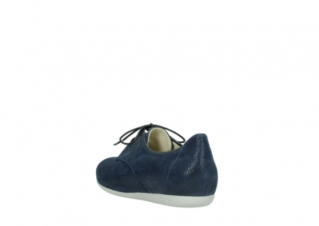 wolky lace up shoes 00112 stuart 20800 blue leather_5