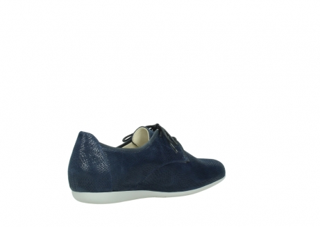 wolky lace up shoes 00112 stuart 20800 blue leather_10
