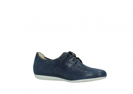 wolky lace up shoes 00112 stuart 20800 blue leather_15
