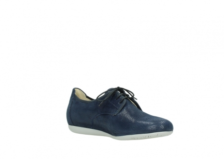 wolky lace up shoes 00112 stuart 20800 blue leather_16