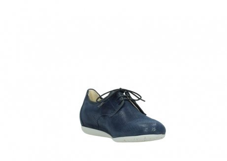 wolky lace up shoes 00112 stuart 20800 blue leather_17