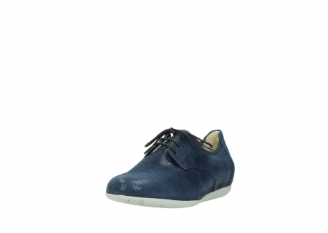 wolky lace up shoes 00112 stuart 20800 blue leather_21