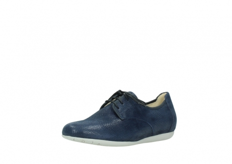 wolky lace up shoes 00112 stuart 20800 blue leather_22