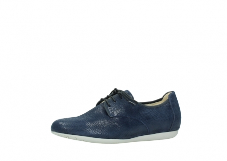 wolky lace up shoes 00112 stuart 20800 blue leather_23