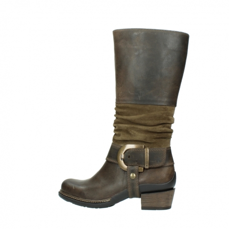 wolky high boots 00481 garda 59151 taupe leather_2