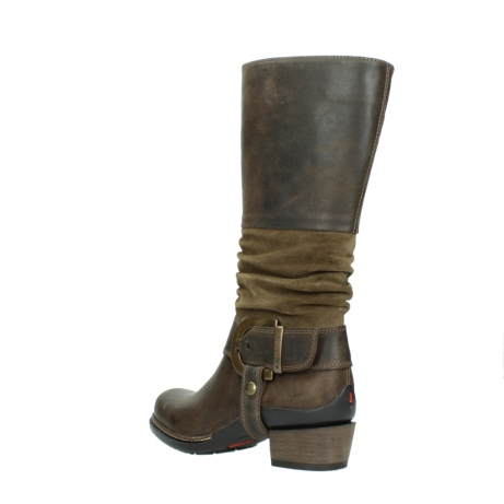 wolky high boots 00481 garda 59151 taupe leather_4