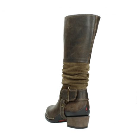 wolky high boots 00481 garda 59151 taupe leather_5