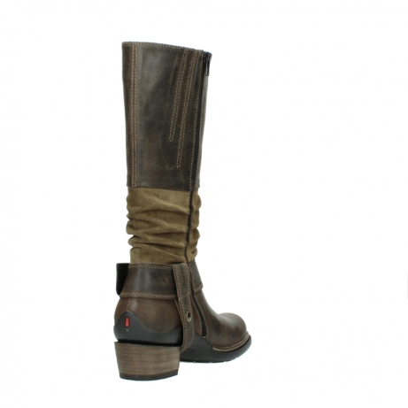 wolky high boots 00481 garda 59151 taupe leather_9