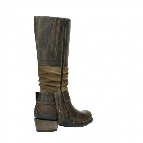 wolky high boots 00481 garda 59151 taupe leather_10