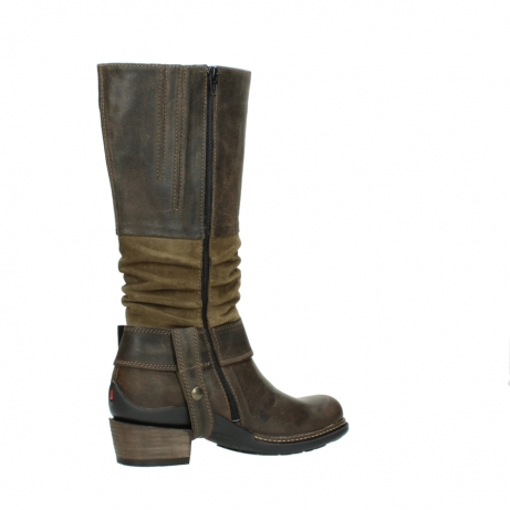 wolky high boots 00481 garda 59151 taupe leather_11