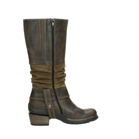 wolky high boots 00481 garda 59151 taupe leather_12