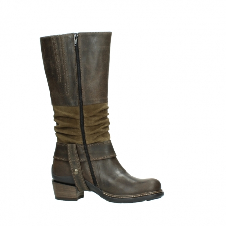 wolky high boots 00481 garda 59151 taupe leather_14
