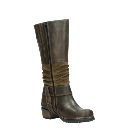 wolky high boots 00481 garda 59151 taupe leather_16