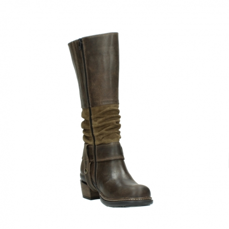 wolky high boots 00481 garda 59151 taupe leather_17
