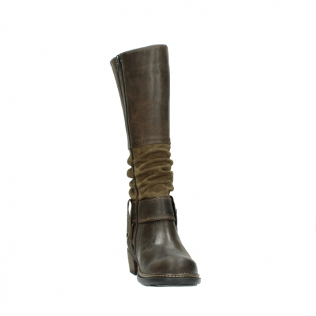 wolky high boots 00481 garda 59151 taupe leather_18