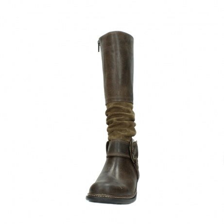 wolky high boots 00481 garda 59151 taupe leather_20