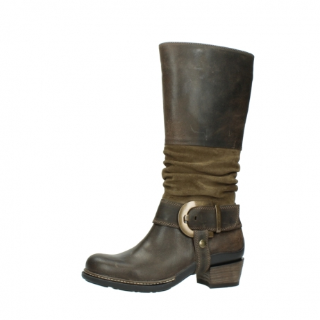 wolky high boots 00481 garda 59151 taupe leather_24