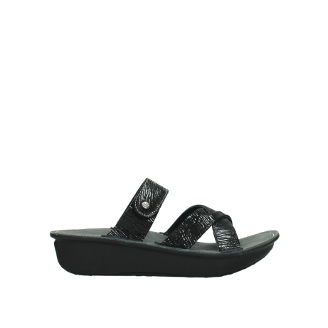 wolky mules 00878 barbados 7000 noir