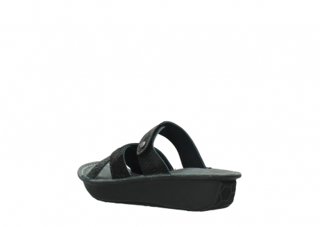 wolky slippers 00878 barbados 70000 black canals_4