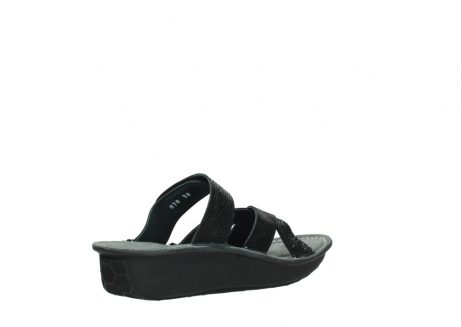 wolky slippers 00878 barbados 70000 black canals_10