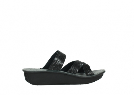 wolky slippers 00878 barbados 70000 black canals_12