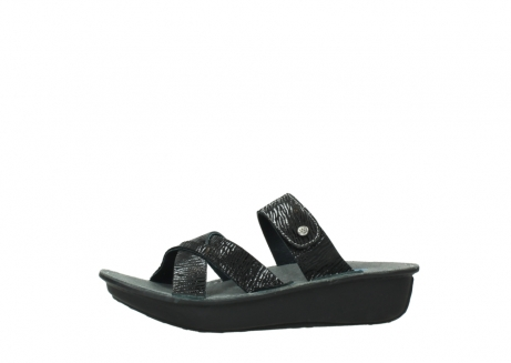 wolky slippers 00878 barbados 70000 black canals_24