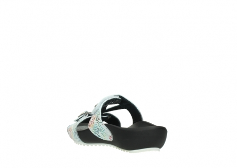 wolky slippers 01002 oleary 70980 white multi nubuck_5