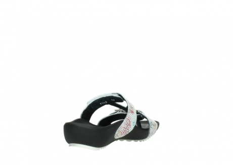 wolky slippers 01002 oleary 70980 white multi nubuck_9