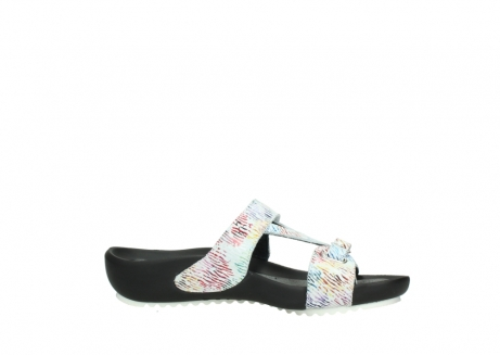 wolky slippers 01002 oleary 70980 white multi nubuck_14