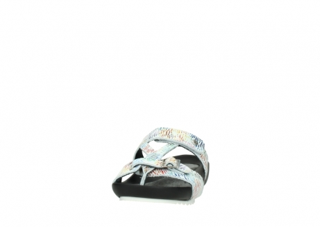 wolky slippers 01002 oleary 70980 white multi nubuck_20