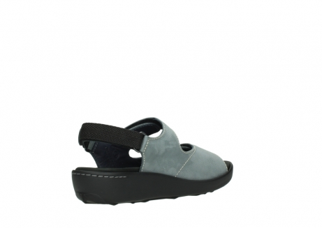 wolky sandales 01350 lin 10201 nubuck gris_10