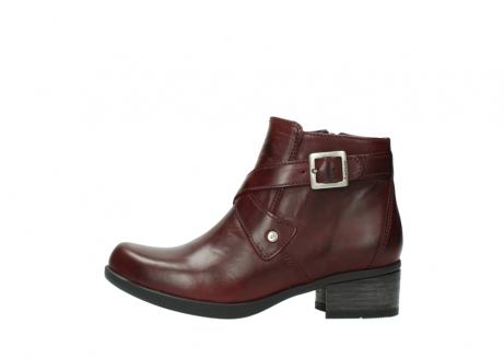 wolky bottines 01375 vecchio 30512 cuir bordeaux_1