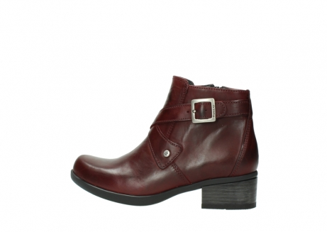 wolky bottines 01375 vecchio 30512 cuir bordeaux_2