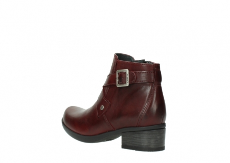 wolky bottines 01375 vecchio 30512 cuir bordeaux_4